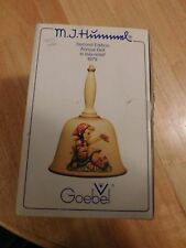 Hummel Bell Second Edition Annual 1979 #701~Vintage~Collectible~