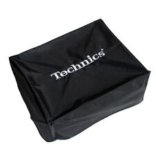 Technics Turntable Cover - Protect Your Deck (black) Official Merchandise