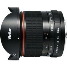 Vivitar 8mm F3.5 Fisheye Lens for Canon Digital SLR Cameras