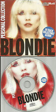 Deborah harry BLONDIE BESTof Rare TRX Europe NEWSPAPER PROMO CD USA seler Debbie