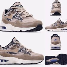 Nike Air Max 94 Snakeskin AT8439-001 Newsprint String Canteen Size 8