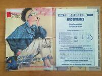 SUPER PATRON PRIMA 1985 N°10.85 CHEMISIER