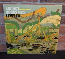 AUGUST BURNS RED - Leveler, Limited CLEAR/GREEN COLORED VINYL New & Sealed!