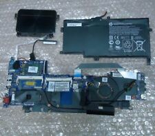 HP Envy 6-1000 Ultrabook i5-3317U motherboard, EG04XL battery, touchpad, fan SSD