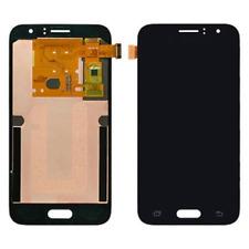 DISPLAY LCD+TOUCH SCREEN per SAMSUNG GALAXY J1 2016 SM-J120F J120FN NERO VETRO