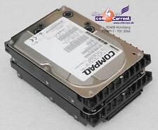18 gb compaq bd0186459a 233806-002 man3184mc ca05904-b10100dc SCSI SCA HDD #k185