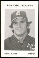 1976 Batavia Trojans Team Issued Set Break - Choose Player from List, Scarce