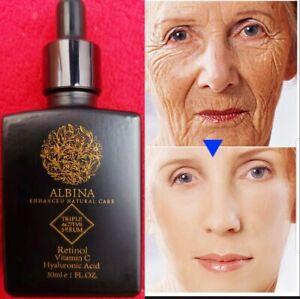 Retinol+Vitamin A/C/E+ Hyaluronic Acid Green Tea Extract.Anti Ageing,Acne,Scars