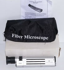 Fiber Optic Cable Microscope CL-200 x200 with Universal Adapter