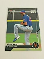 2020 Topps Now Baseball Summer Camp Wave 1 - Michael Wacha - New York Mets