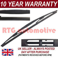 "FOR HONDA JAZZ (2002-2008) HATCHBACK 14"" 350MM REAR BACK WINDSCREEN WIPER BLADE"