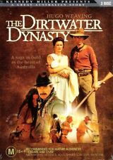 DIRTWATER DYNASTY Mini-Series : NEW DVD