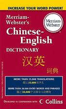 Merriam-Websters Chinese-English Dictionary, Newe