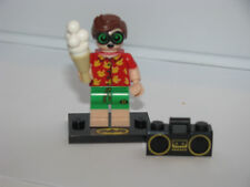 LEGO The Batman Movie Series 2 Mini Figures 71020 Vacation Robin with Boom Box