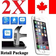 Premium Screen Protector Cover for iPhone 8 7 6 6S & iPhone SE 2020 (2 Pack)