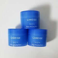 [Laneige] Water Sleeping Mask 15ml*3EA mini size Sleeping pack Korea cosmetic