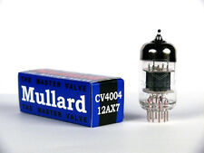 Mullard CV4004 / 12AX7 / ECC83 / 7025 pre-amp tubes, Reissue, NEW