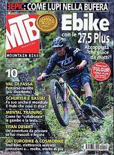 MTB Magazine 2015 10 (200) ottobre#Ebike,Val di Fassa, Schurterer e basta,iii