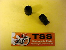 410600 TRIUMPH NOS LUCAS COIL WIRE NUTS 2PC