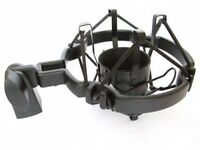 iSK SHM-4 Microphone Suspension Anti shock Cradle Mount Accssory
