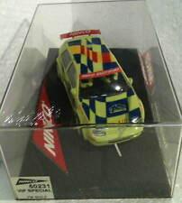 qq 50231 VIP SPECIAL NINCO VW GOLF IX RALLY SLOT CATALUNYA-COSTA BRAVA 2001