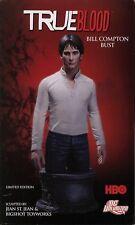 True Blood Bill Compton BUST MINT DC Direct HBO Vampire Series
