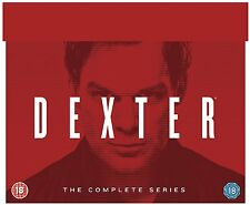 DEXTER Series 1-8 SEALED/NEW Complete Season 5014437183231 2 3 4 5 6 7