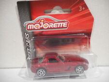 Véhicules miniatures multicolores Majorette Mercedes