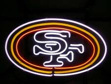 New In Box San Francisco 49er's Neon Logo Light!