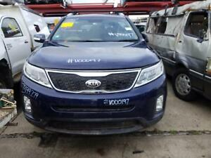 KIA SORENTO VEHICLE WRECKING PARTS 2013 ## V000197 ##