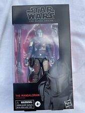 STAR WARS BLACK SERIES: 6 Inch - #94 The Mandalorian -
