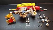 Bremskraftregler,Bremsventil,Kupplungskopf,Luftwendel,Zweikreis,BPW,SAF,Wabco