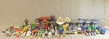 POWER RANGERS PARTS LOT TURBO, ZEO, IN SPACE, LOST GALAXY, ZORDS FIGURES GUNS