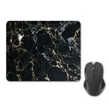 Black Marble Lovely Cute Mouse Pad Mat Computer Notebook Mice Mousepad