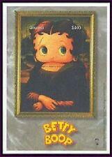Guyana - Betty Boop Black Dress S/S