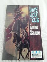 LONE WOLF AND CUB #20 Comic Book Prestige First Comics 1988