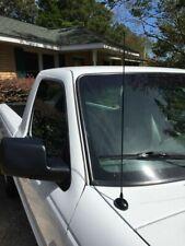 "27/"" Black Spring Stainless AM//FM Antenna Mast  Fits 1983-2011 Ford Ranger"