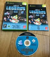 Taito Legends 2 - XBOX - Complete- Good Condition - Manual Included