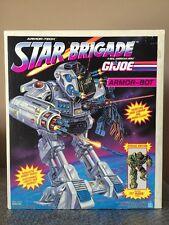 Hasbro 1993 Armor-Tech Star Brigade GI Joe Armor -Bot Special Edition with Hawk