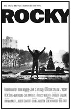 "ROCKY Movie Poster [Licensed-NEW-USA] 27x40"" Theater Size Stalone 1976"
