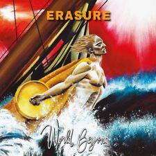 ERASURE - WORLD BEYOND   CD NEUF