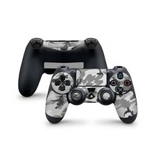 White Camo Skin For Sony Playstation 4 Dualshock Wireless Controller PS4