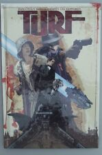 TURF HARD COVER  GRAPHIC NOVEL ... NM- ..2011.......Bargain!