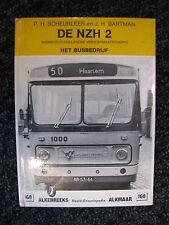 De Alk De NZH 2 Het Busbedrijf Scheurleer / Bartman (Nederlands) #168