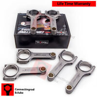 For Audi B5 S4 Quattro 2.7T 154mm Connecting Rod Conrods ARP2000 800HP Forged