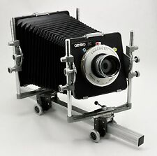 "Cambo SC 5""x7"" View Camera with Symmar 210/370mm & Angulon 120mm Lens Excellent!"