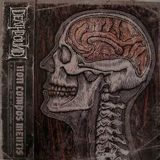 Deathbound – Non Compos Mentis LP / Sealed Vinyl / New (2011) Grindcore