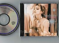"""MADONNA Like A Virgin&Other Big Hits JAPAN 4-track 5"""" MAXI CD WPCP-3437 w/PS"""