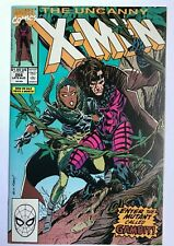 The Uncanny X-Men #266 - 1st Appearance of Gambit Marvel 1990