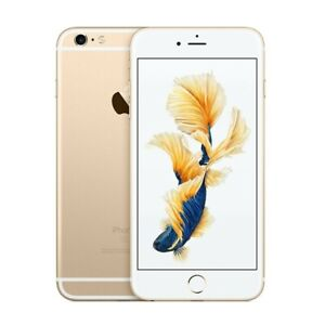 Apple iPhone 6S Plus 16GB Unlocked Smartphone Gold
